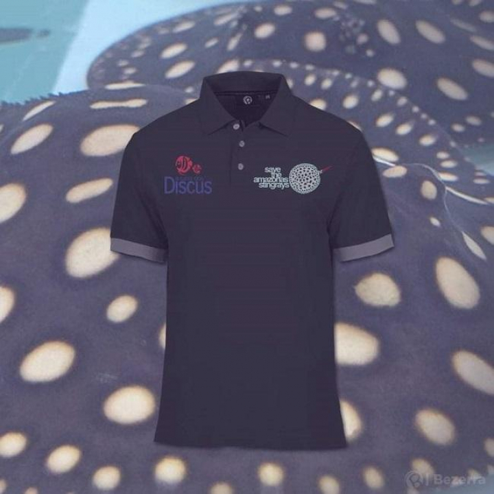 Polo personalizado 'Save the amazonas stingrays'