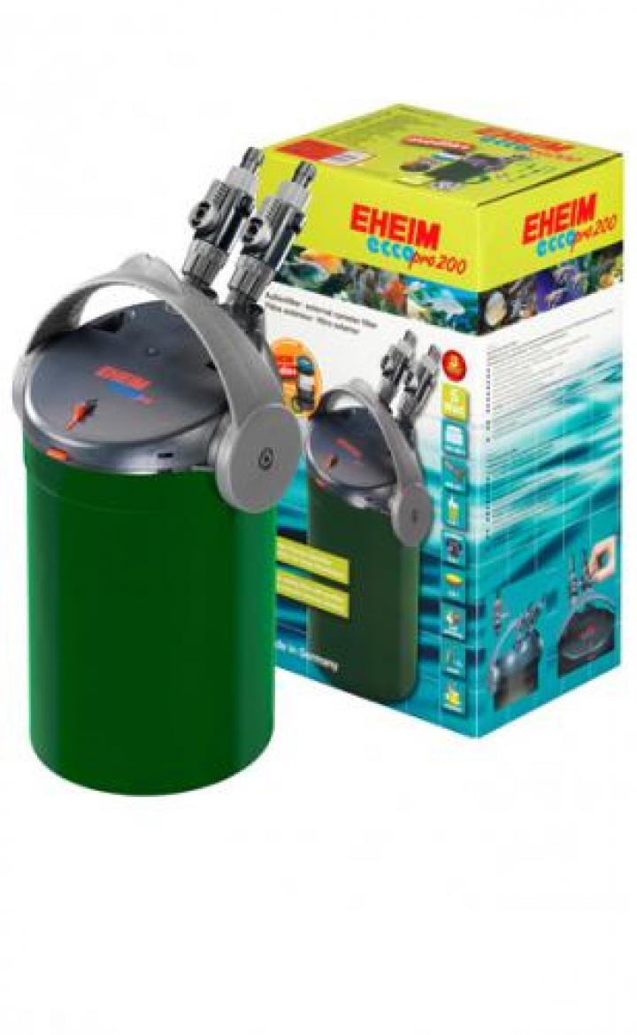 External canister filter eccopro 200