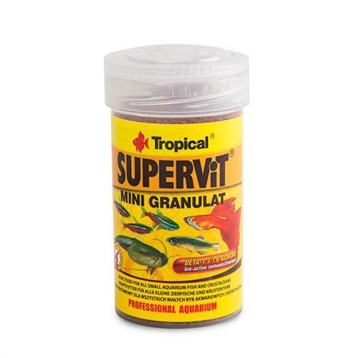 TROPICAL SUPERVIT MINI GRANULADO 250ML
