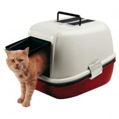 MAGIX- WC fechado p gatos c sist. de peneiramento 55,5 x 45,5 x h 41 cm