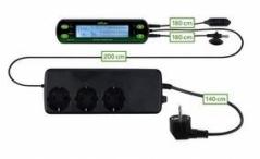 Termostato/Higrostato digital p terrario e aquario