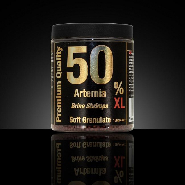 Discusfood Artemia 50% Soft Granulate XL NEW