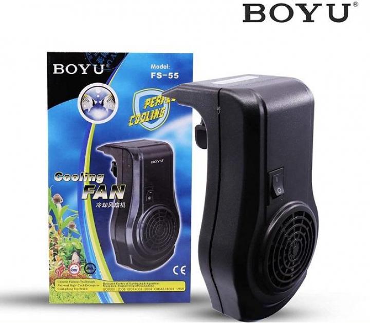 Ventilador/refrigerador Boyu FS-55