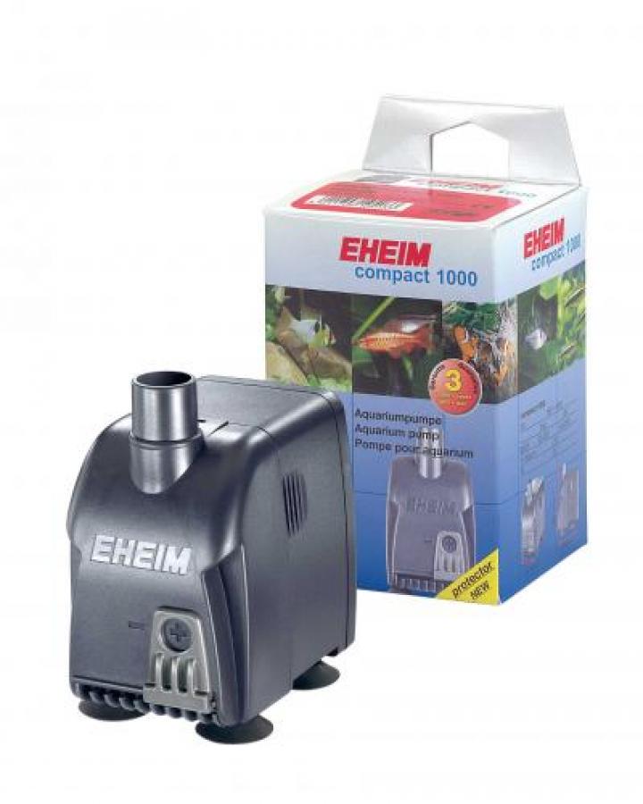 EHEIM BOMBA DE AGUA 1002220 COMPACT 1000