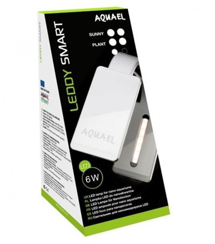AQUAEL LEDDY SMART 6WATT PLANT - white