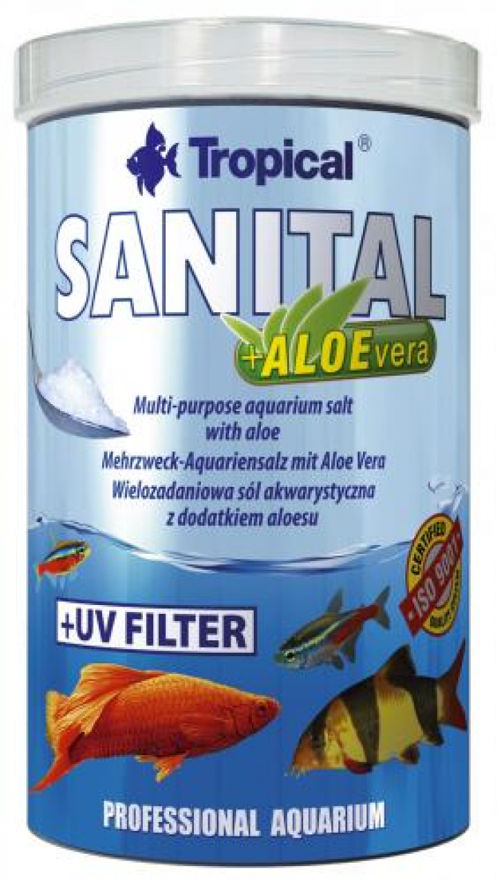 SANITAL+ ALOE VERA 100 ml