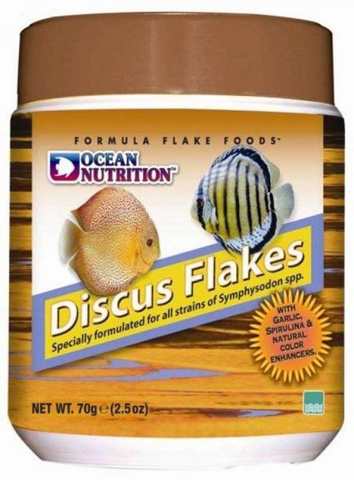 DISCUS FLAKE - FLOCOS P/DISCUS 34GR
