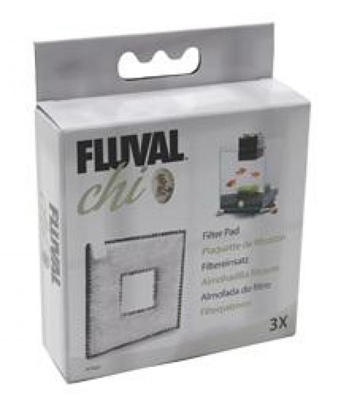 MASSA FILT P FLUVAL CHI CART 3 UNID