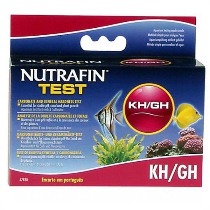 NUTRA TESTE KH/GH (DUREZA TOTAL E CARBONATADA)