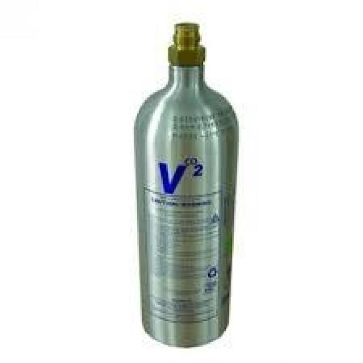 V2CO2 567G 20 OZ FILLED CO2 CYLINDER