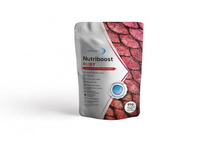 DISCUSX - NUTRIBOOST-RUBY 95gr
