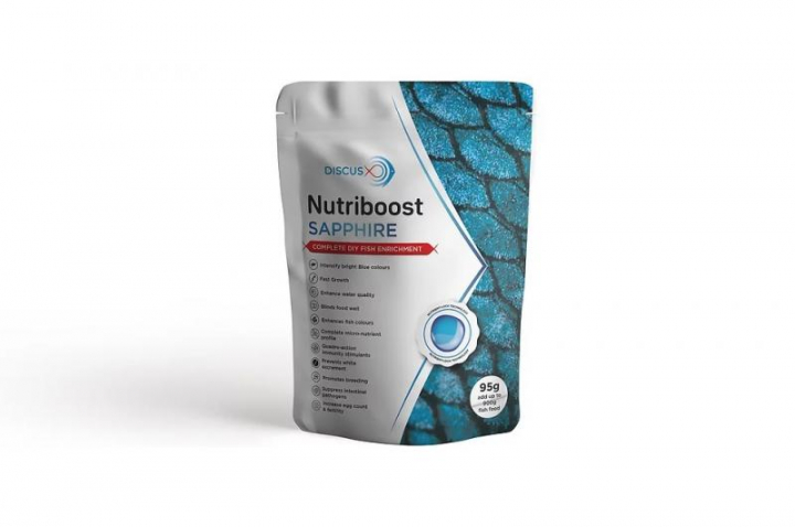 DISCUSX - NUTRIBOOST-SAPHIRE 95gr