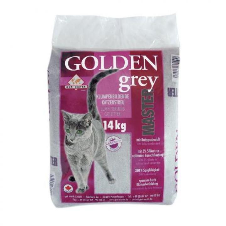 Areia Golden Grey Master-14 Kg