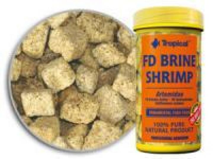 ALIMENTO TROPICAL FD BRINE SHRIMP