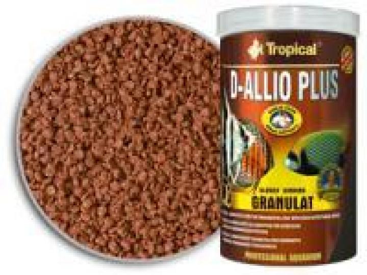 ALIMENTO TROPICAL D ALLIO PLUS GRANULAT 250 ML