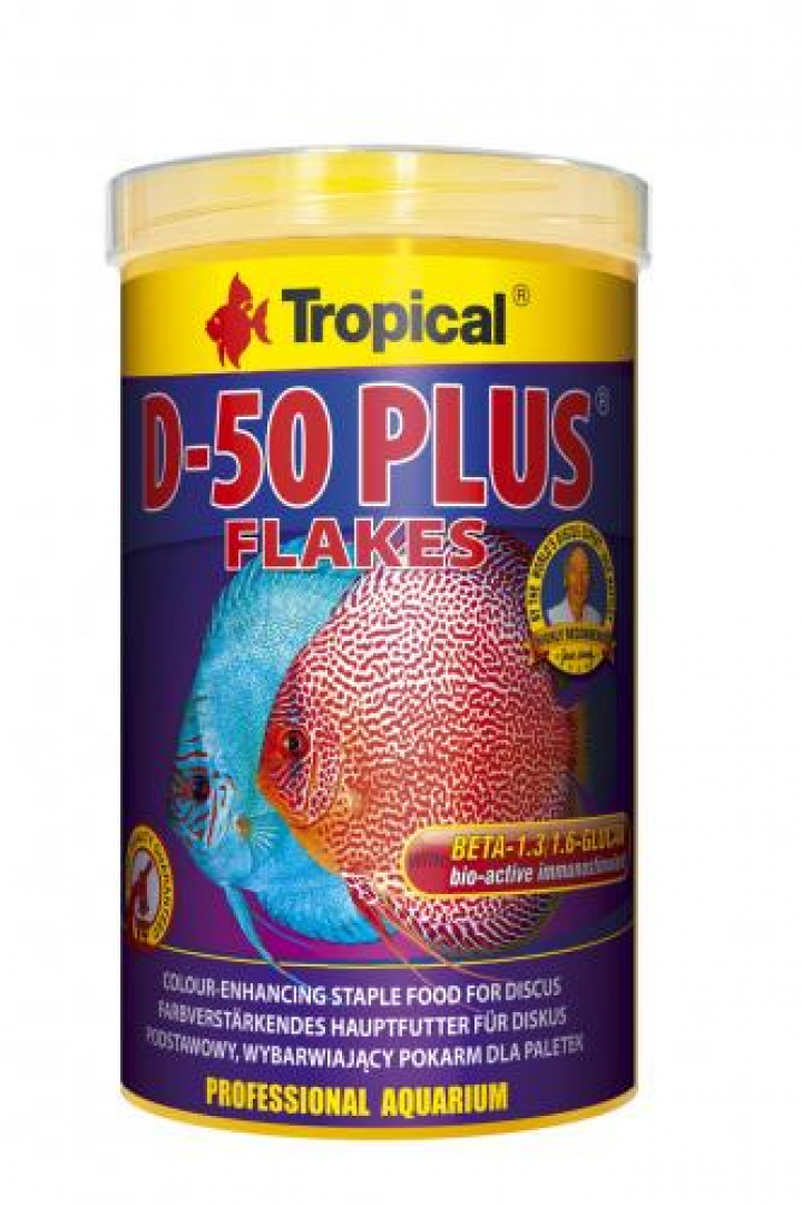 Tropical D 50 PLUS Flakes 1000 ml