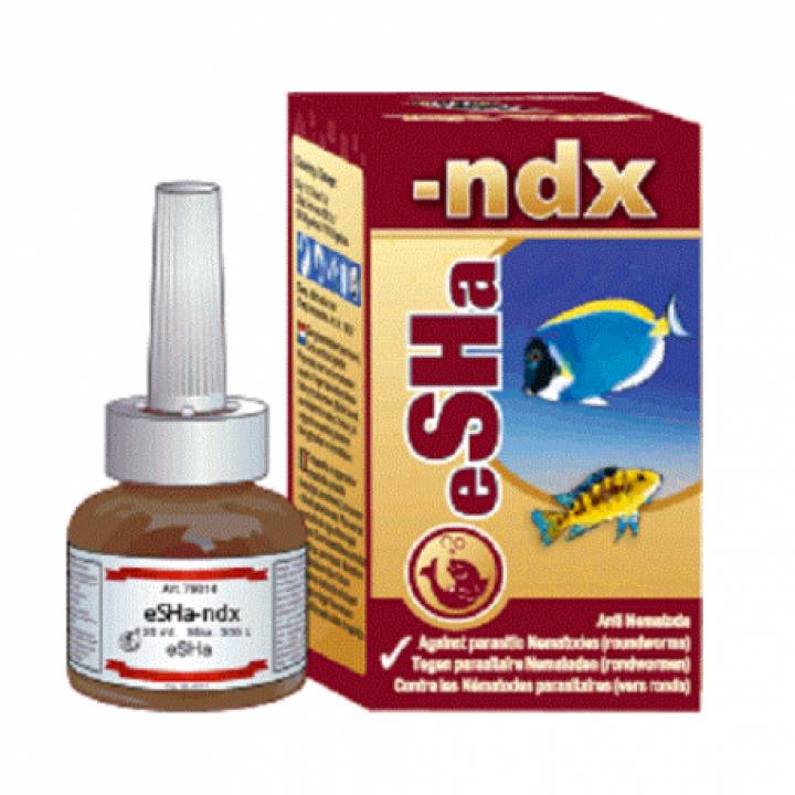 eSHa NDX-Tratamento parasitas nematodes 20ml