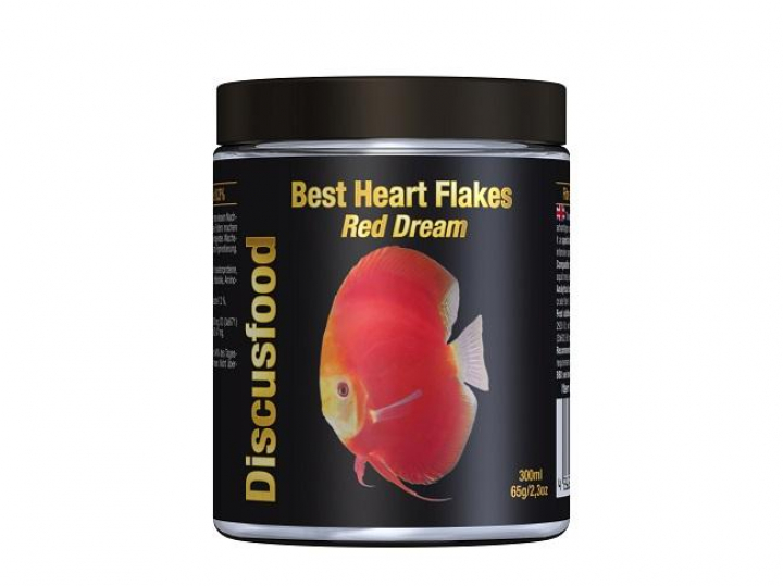 Discusfood Best Heart Flakes Red Dream 300ml