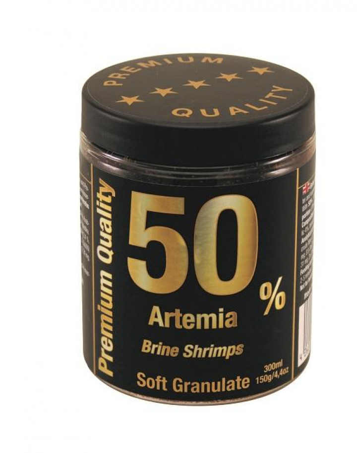 Discusfood Artemia 50%+ Soft Granulate 150grs