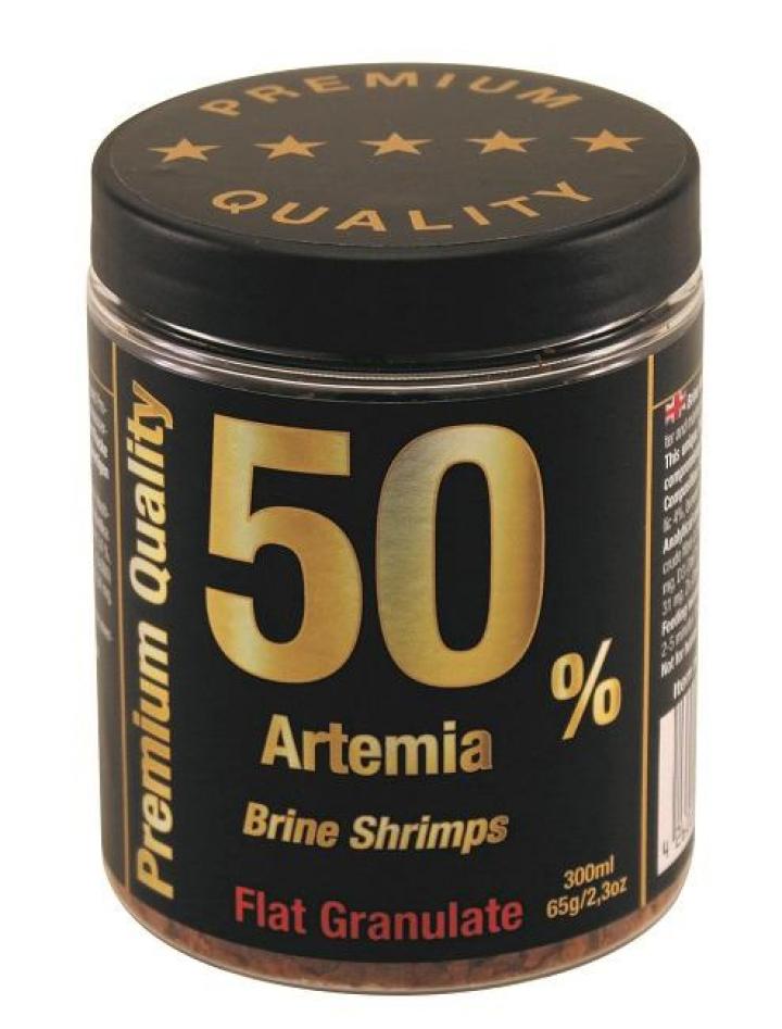 Discusfood Artemia 50%+ Flat Granulate 65grs