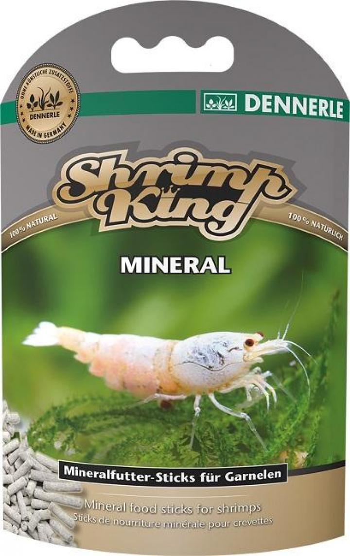 Dennerle - Shrimp King Mineral - 45 grs