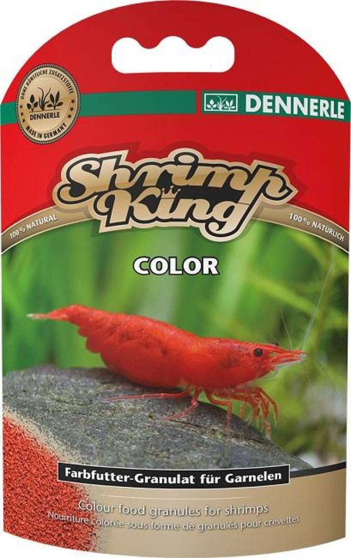 Dennerle - Shrimp King Color - 35g