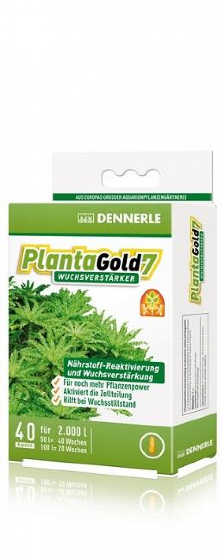 Dennerle - Plantagold 7 10pcs