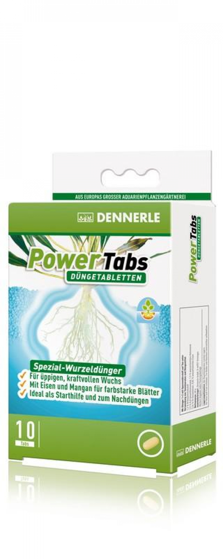 Dennerle - Power Tabs 10 Stk