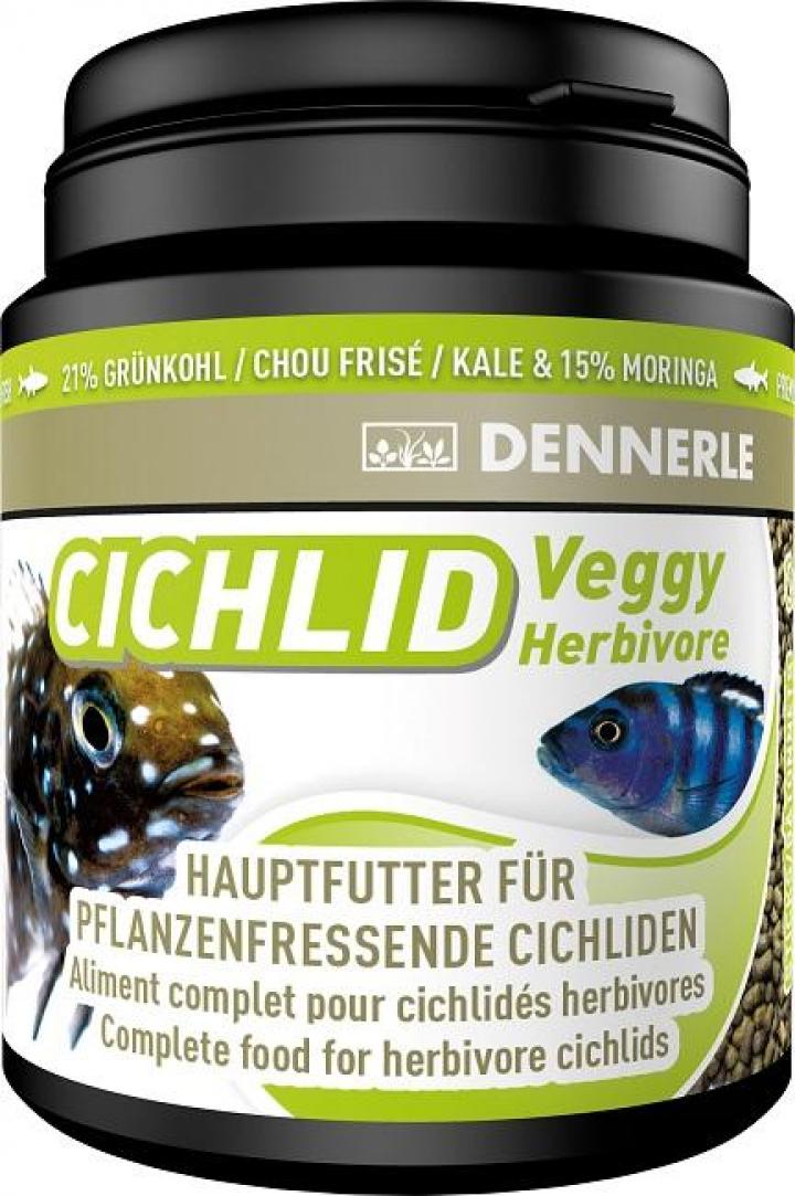 Dennerle - Cichlid Veggy 200ml