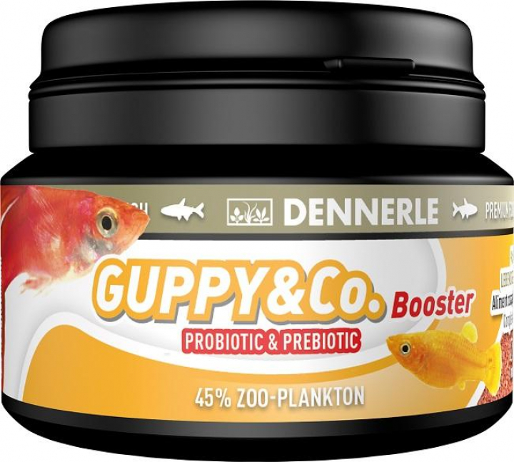 Dennerle - Guppy & Co Booster 100ml