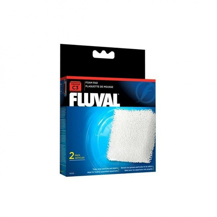 FLUVAL C3 FOAMEX
