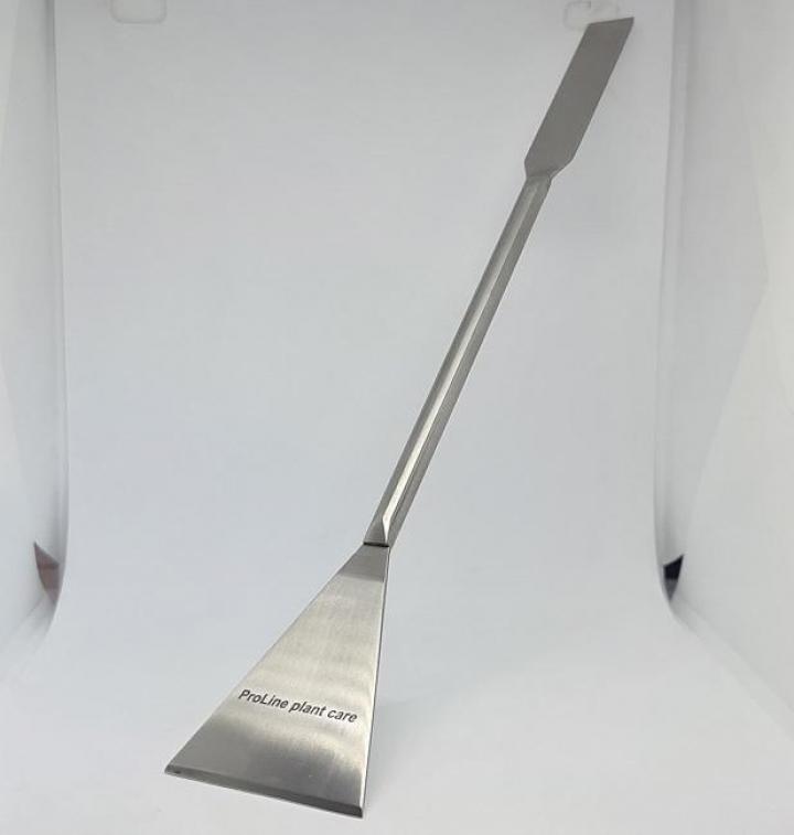 stainless steel - Espátula para Substrato com 28cm