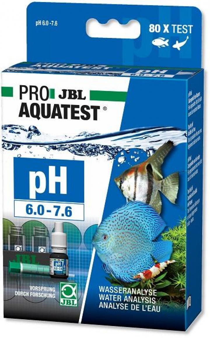 JBL ProAqua TESTE DE PH 6,0-7,6