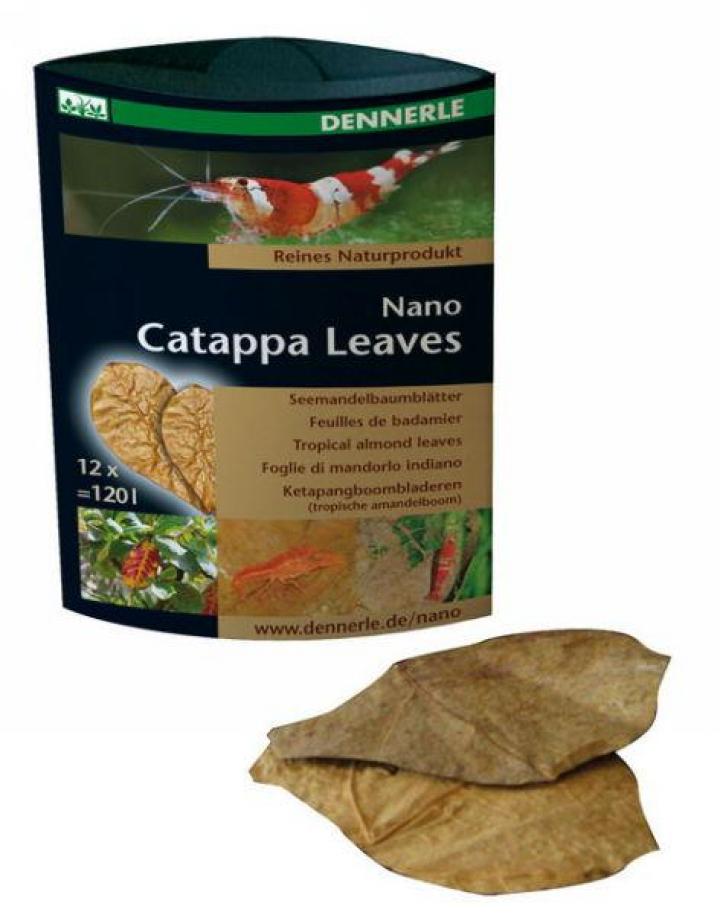 Dennerle - Nano Catappa Leaves - 12unid