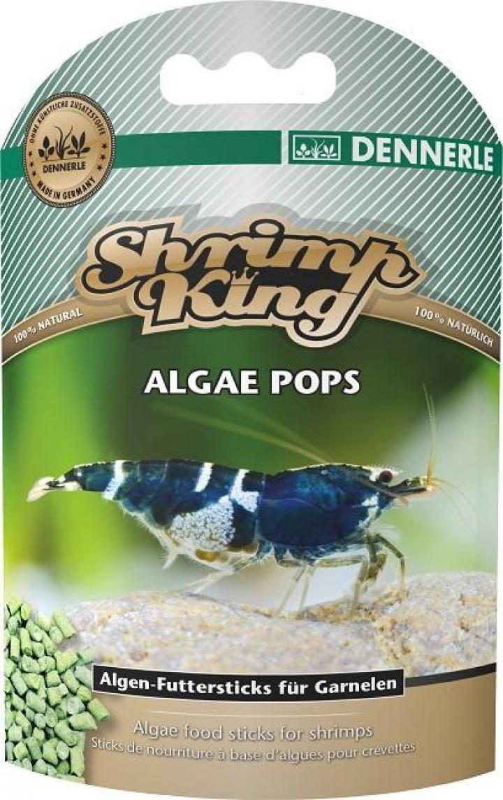 Dennerle - Shrimp King Algae Pops 40 grs