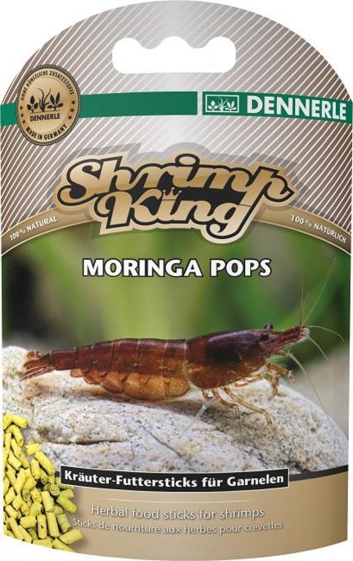 Dennerle - Shrimp King MoringaPops 40grs